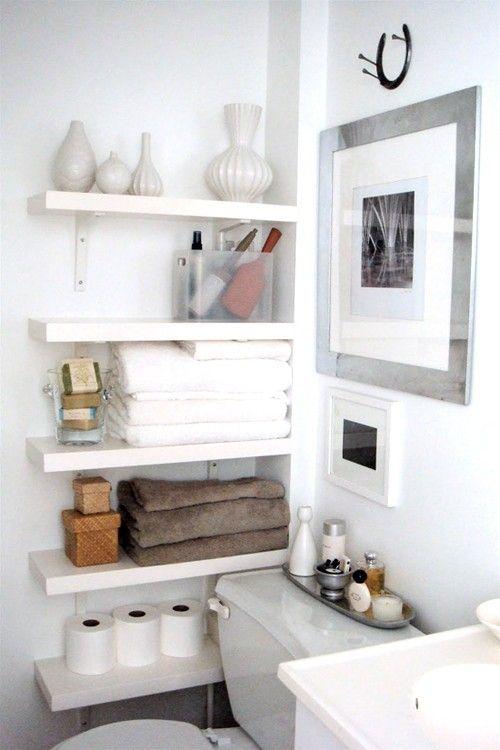 Como decorar banheiros pequenos 8