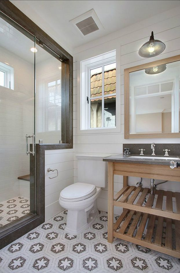 Como decorar banheiros pequenos 9