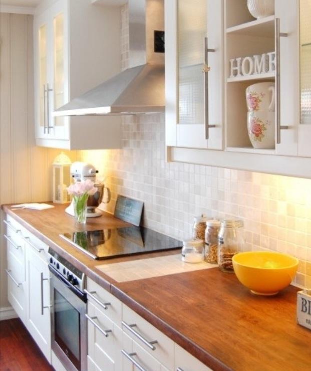 Como decorar cozinhas pequenas 15