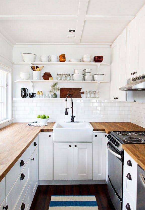 Como decorar cozinhas pequenas 3