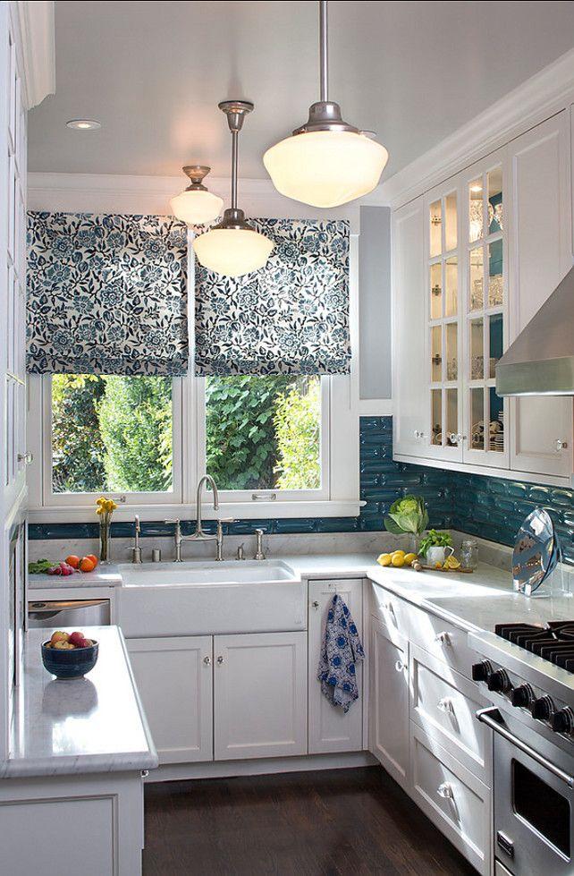 Como decorar cozinhas pequenas 5