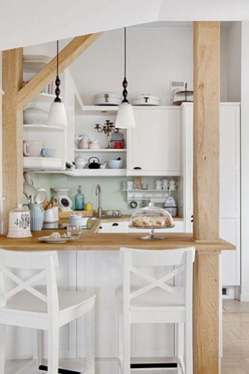 Como decorar cozinhas pequenas 6