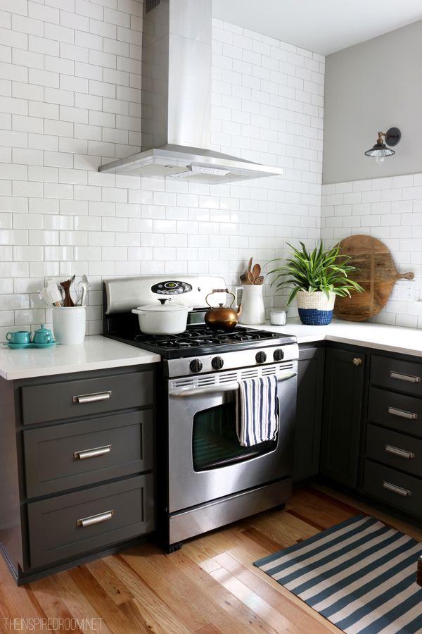 Como decorar cozinhas pequenas 8