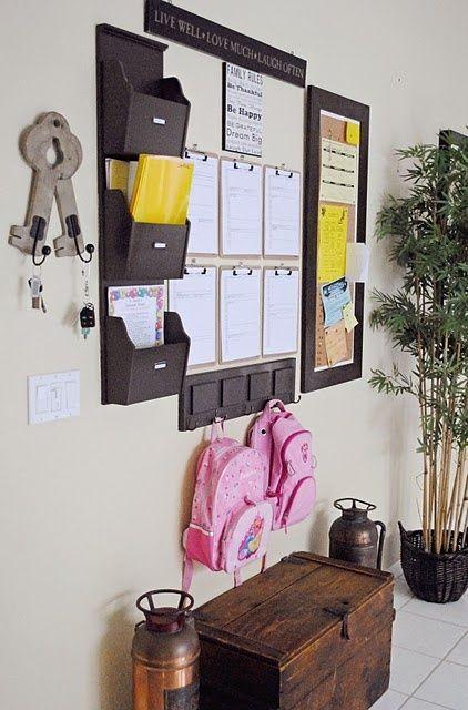 Como manter a casa organizada 2