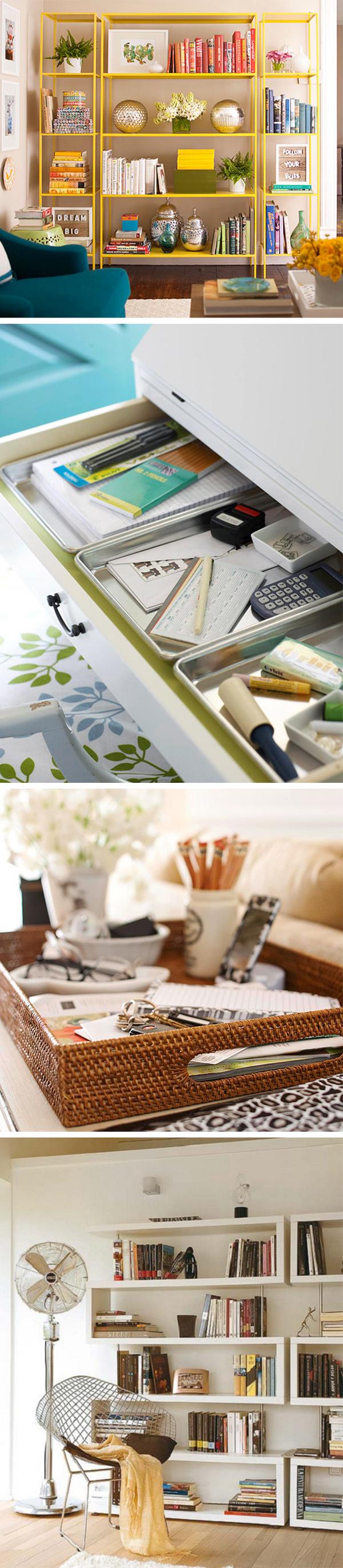 Como manter a casa organizada 3