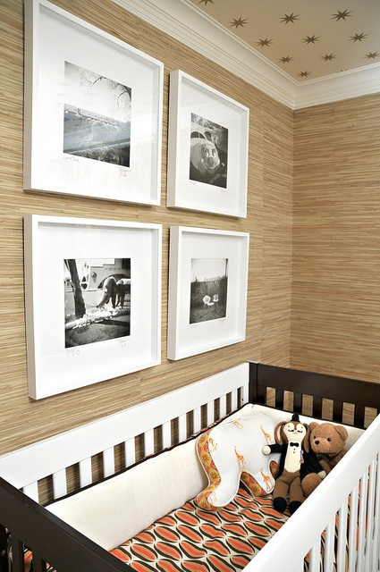 Decoração com fotos na parede 14