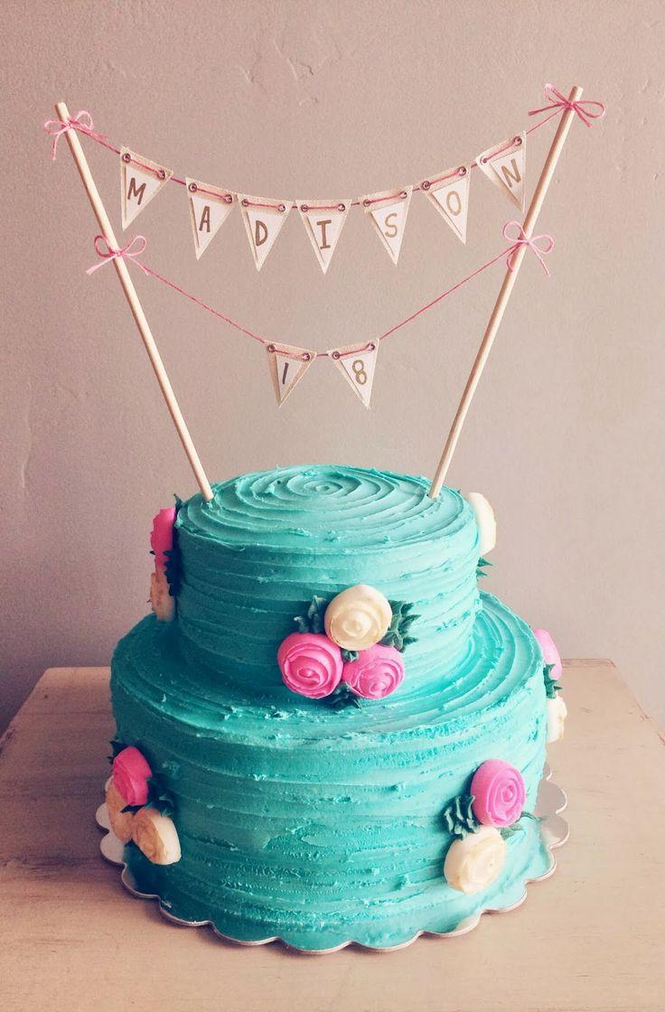 Happy Birthday Volleyball Cake