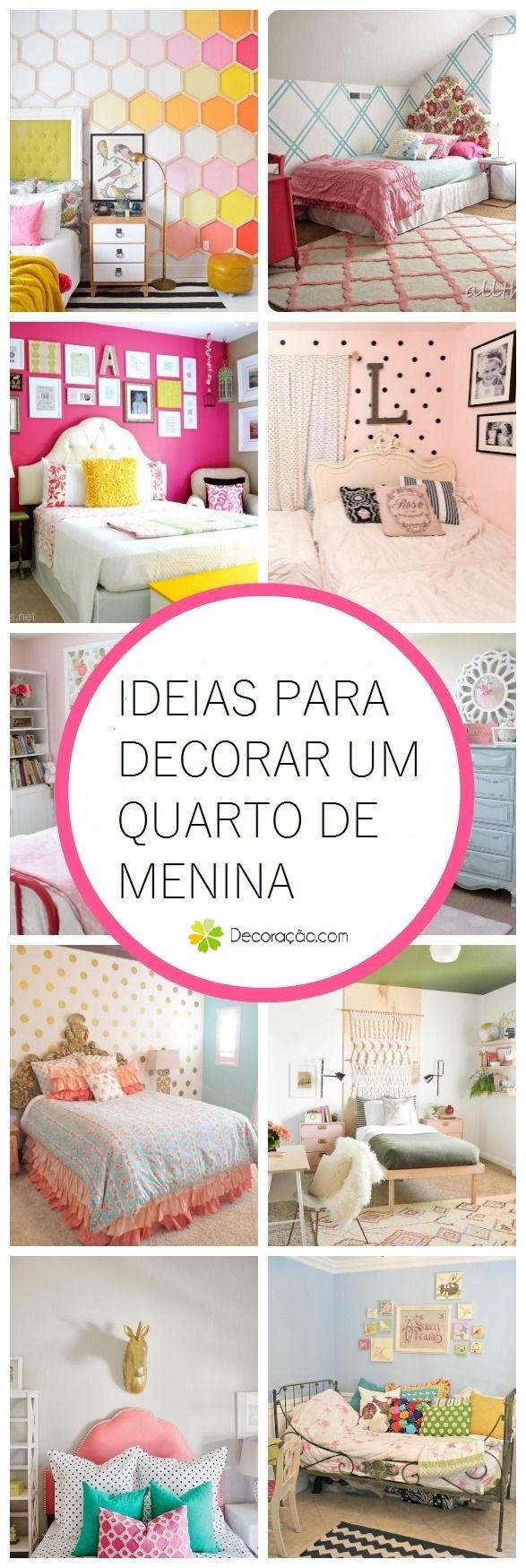 Dicas de decoração para quarto infantil feminino 2