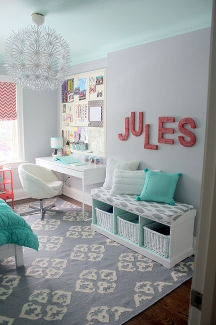 Dicas de decoração para quarto infantil feminino 3