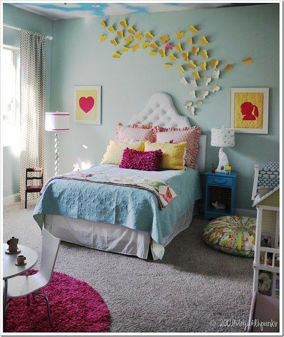 Dicas de decoração para quarto infantil feminino 7