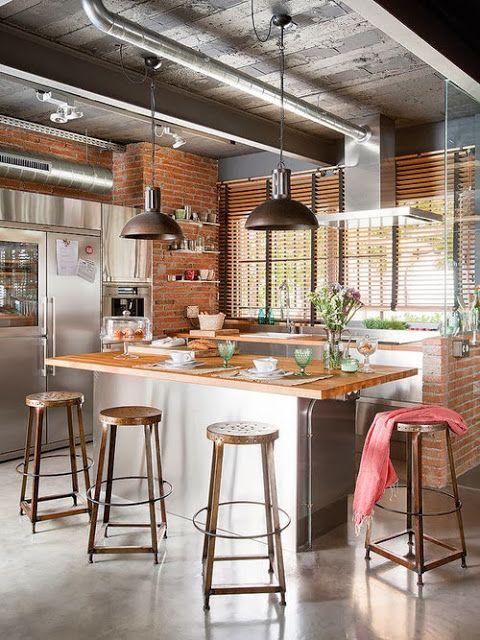 Fotos de cozinhas decoradas 14