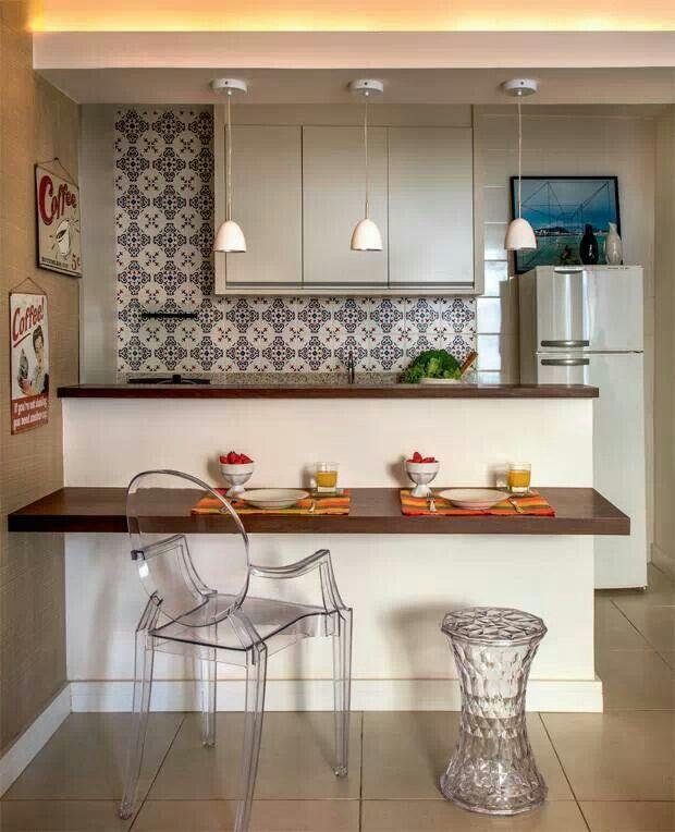 Fotos de cozinhas decoradas 15
