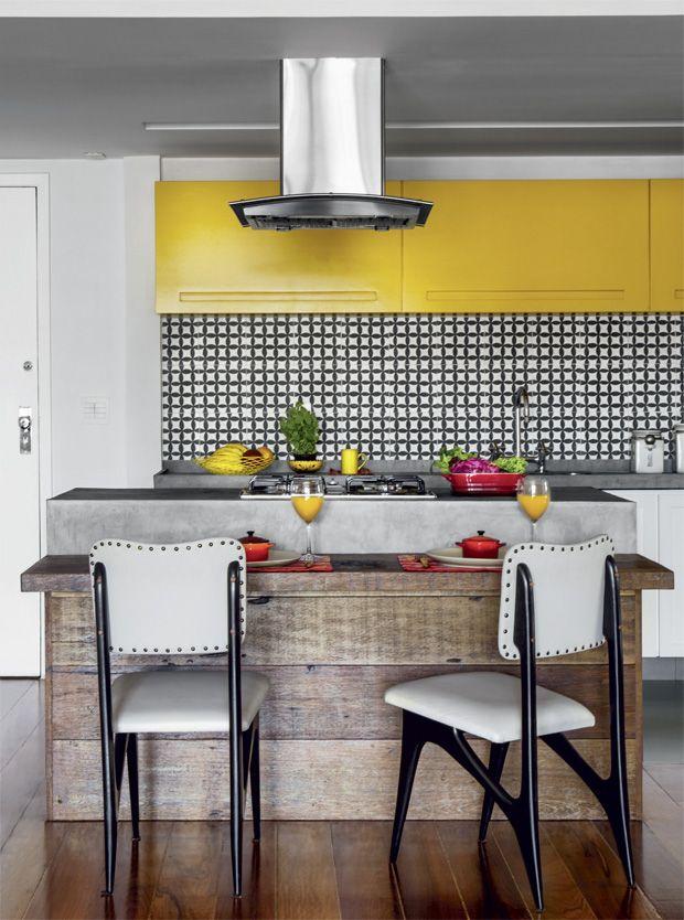 Fotos de cozinhas decoradas 18