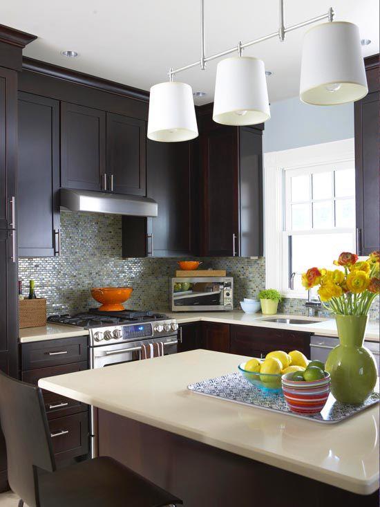 Fotos de cozinhas decoradas 5