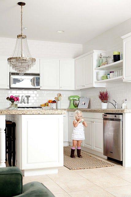 Fotos de cozinhas decoradas 7