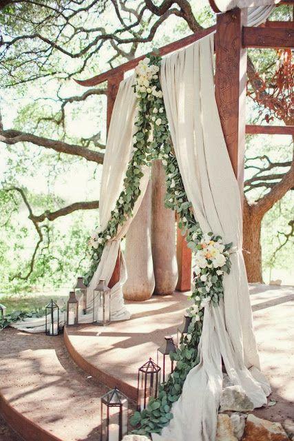 Inspirações de casamento rústico 7