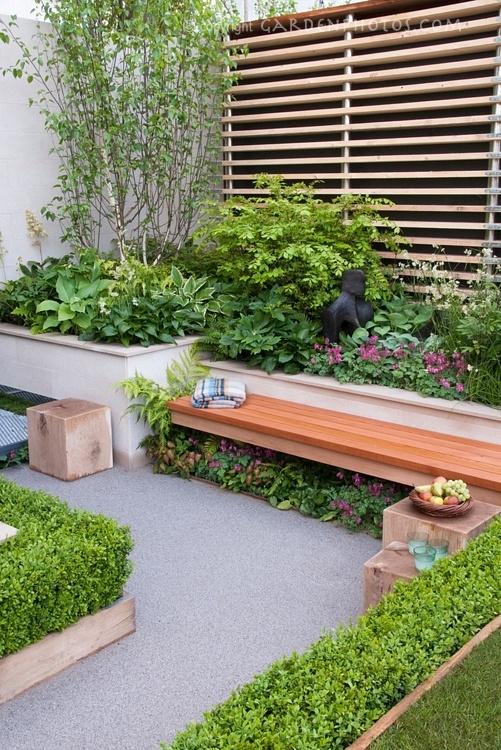 Modelos de jardins 2