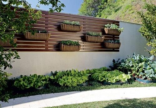 mini jardim de temperos : mini jardim de temperos:de imagens com vários modelos de jardins. Inspire-se e não deixe de