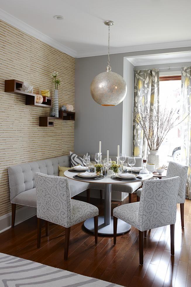 Sala de jantar decorada 11