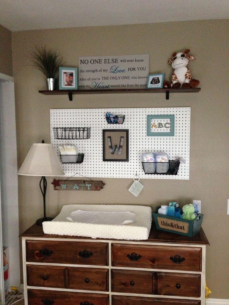 Dicas de decoração para quartos de bebe masculino 11