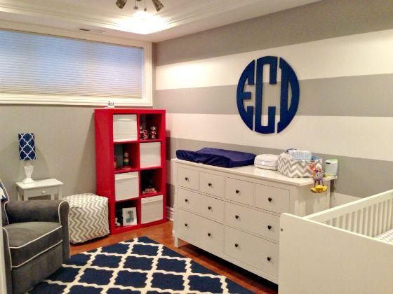 Dicas de decoração para quartos de bebe masculino 13