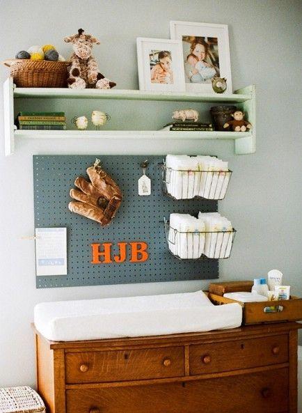 Dicas de decoração para quartos de bebe masculino 15