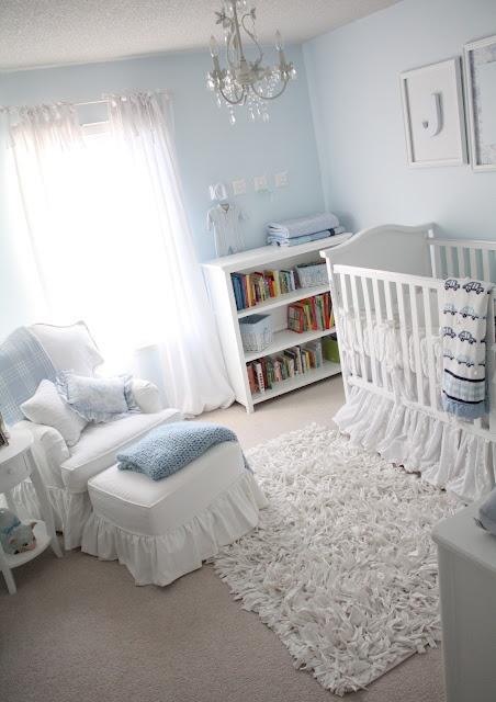 Dicas de decoração para quartos de bebe masculino 16