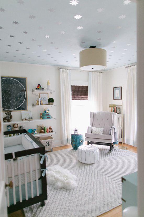 Dicas de decoração para quartos de bebe masculino 5