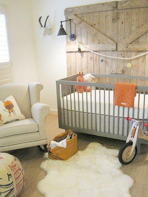Dicas de decoração para quartos de bebe masculino 2
