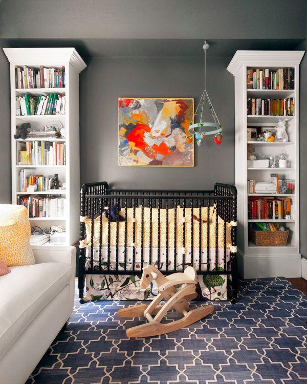 Dicas de decoração para quartos de bebe masculino 3
