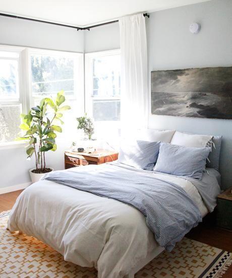 Decorar quarto de casal simples 11