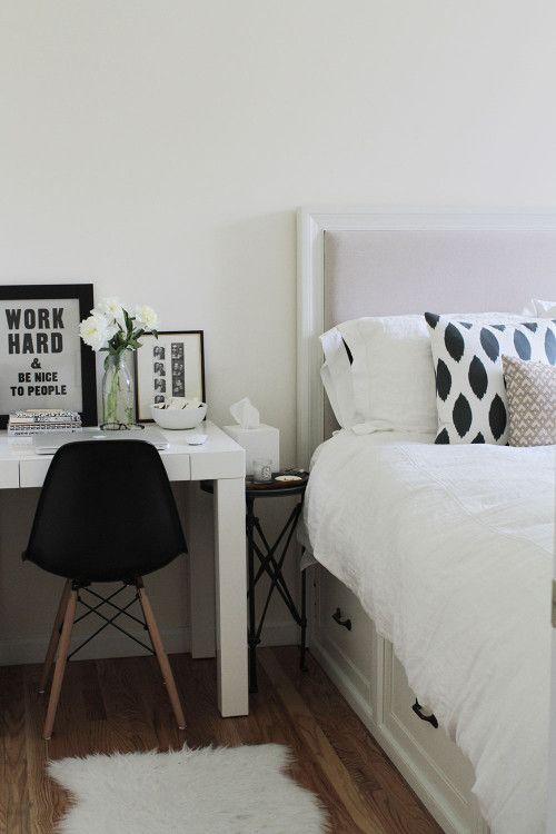 Decorar quarto de casal simples 3