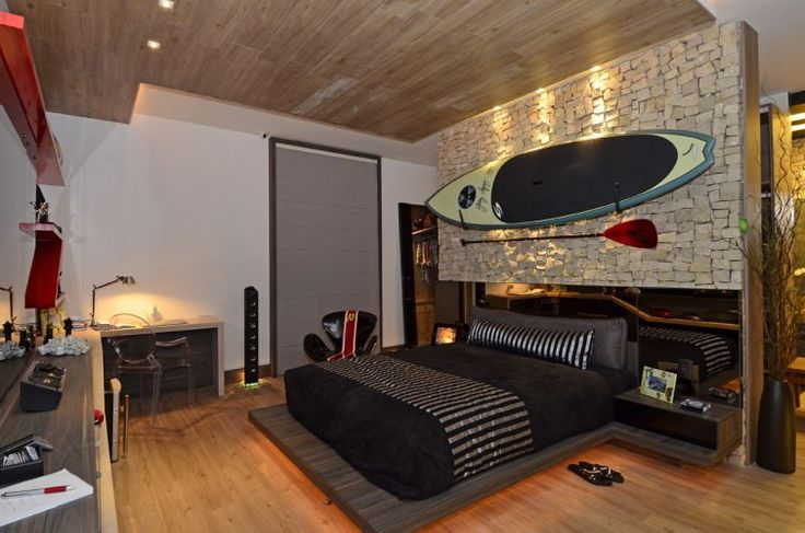 decoracao alternativa de casas:Decoracao De Quarto Masculino