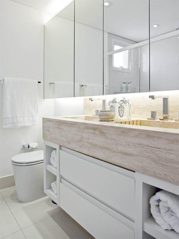 iluminação no banheiro 4