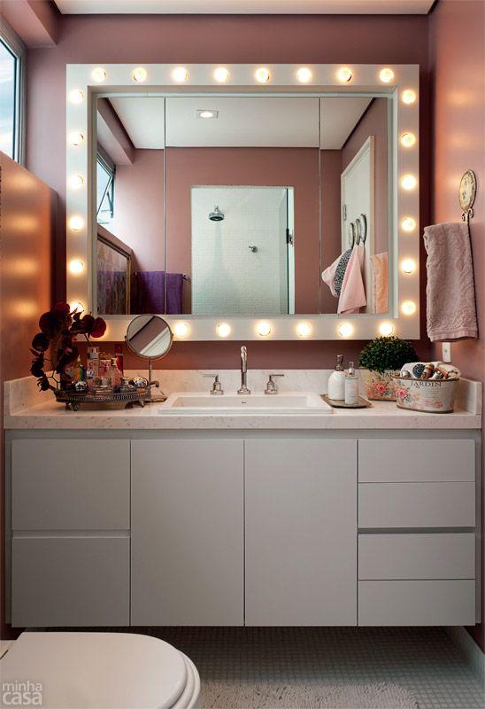 iluminação no banheiro 2