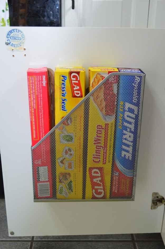 objetos para organizar a cozinha 5