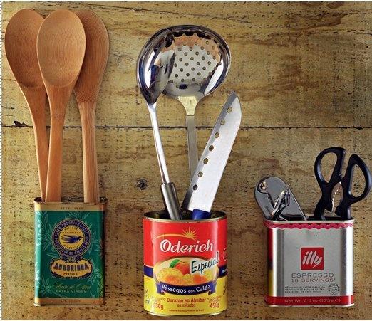 objetos para organizar a cozinha 6