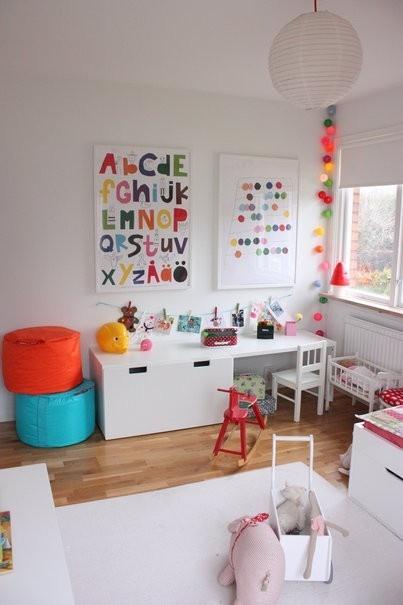 Decoração de quarto infantil 10