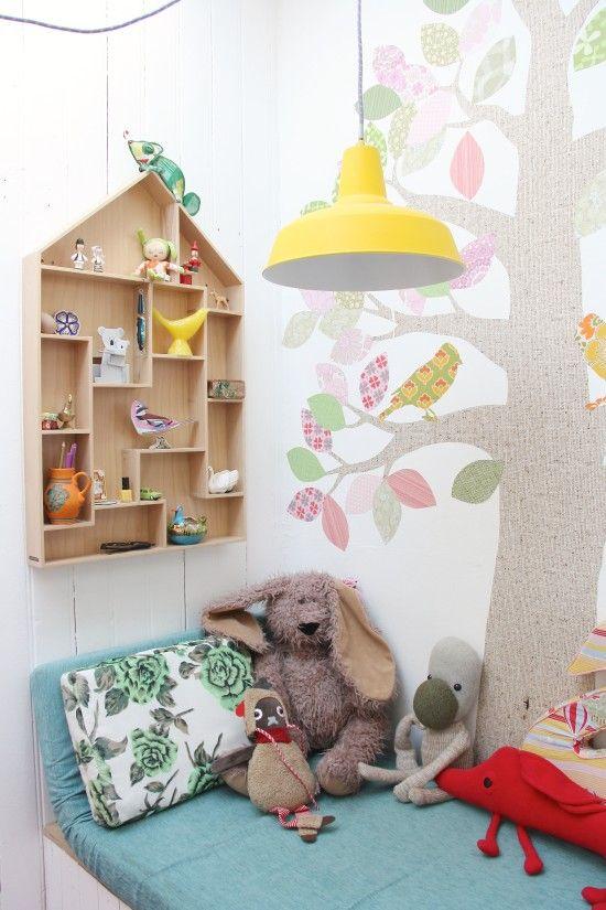 Decoração de quarto infantil 3