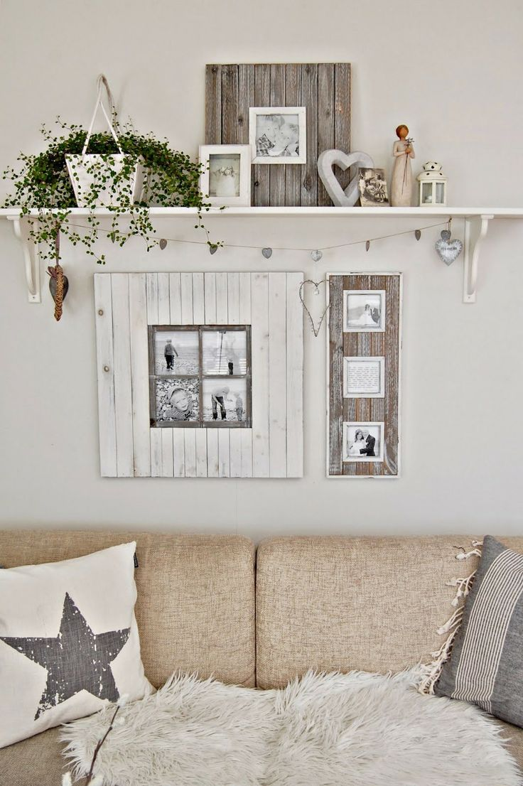 Tons neutros na decora o - Country homes and interiors pinterest ...