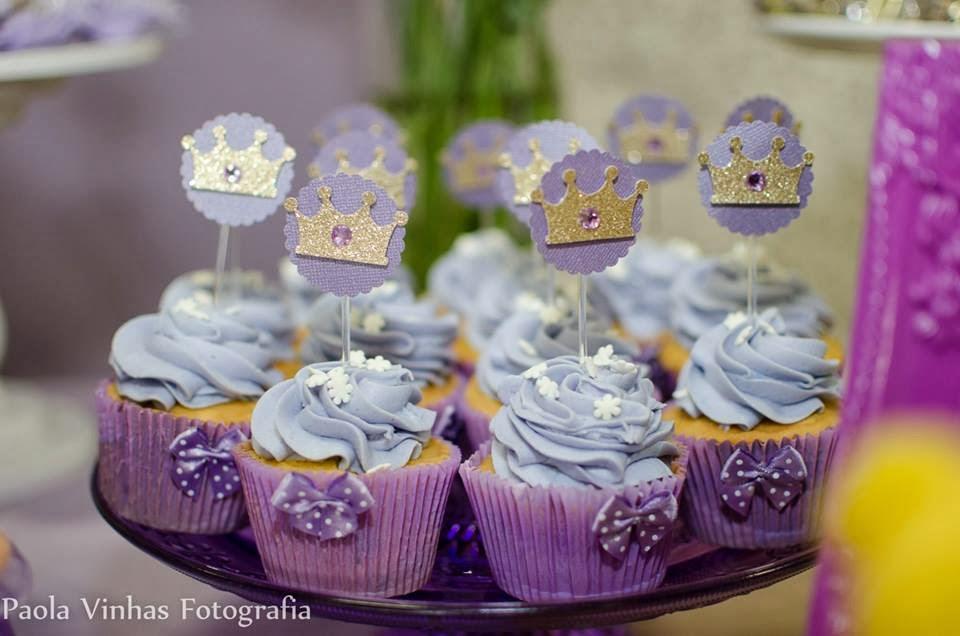 Decoraç u00e3o de aniversário Festa da princesa sofia -> Decoração De Aniversário Princesa Sofia