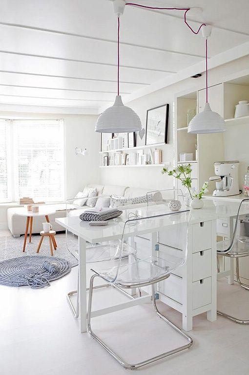 Como decorar com branco 8