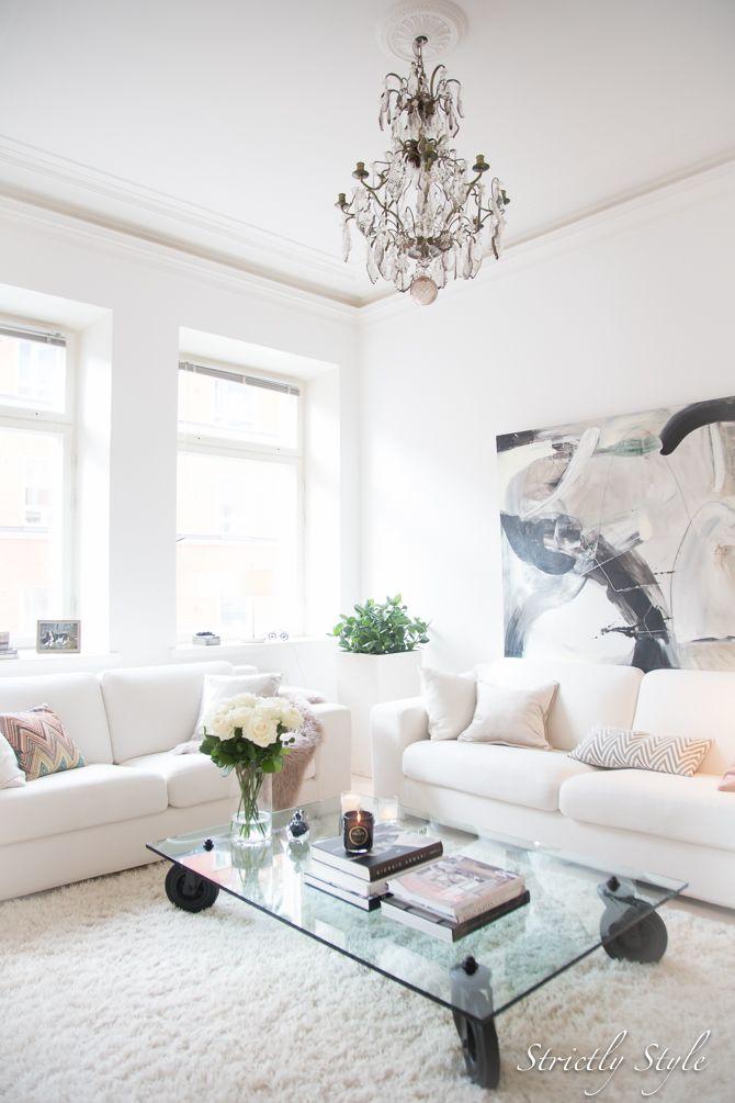 Como decorar com branco