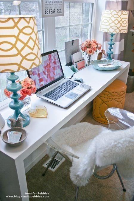 Como decorar um quarto pequeno 2