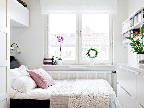 Como decorar um quarto pequeno 3