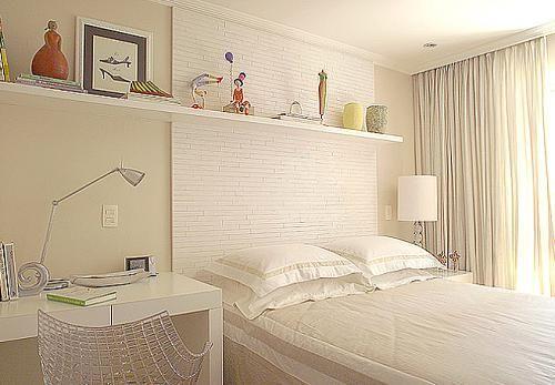 Como decorar um quarto pequeno 4