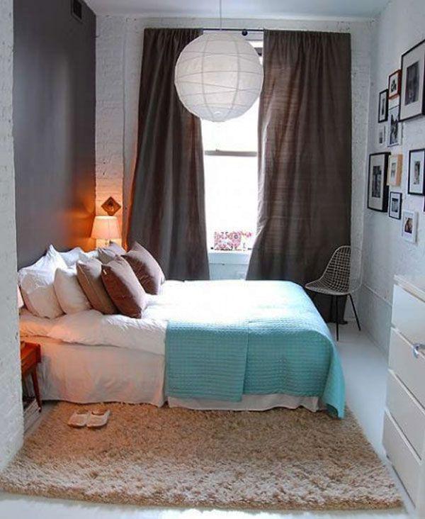 Como decorar um quarto pequeno 9