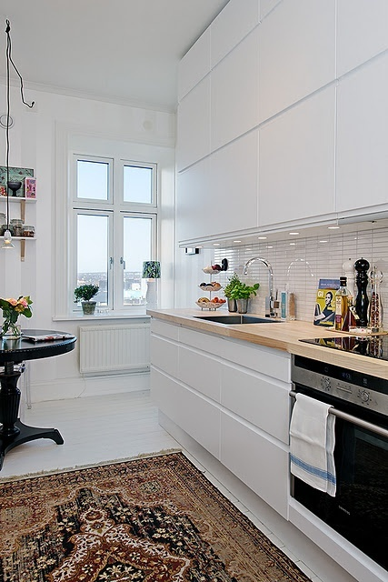 Como decorar uma cozinha pequena 10