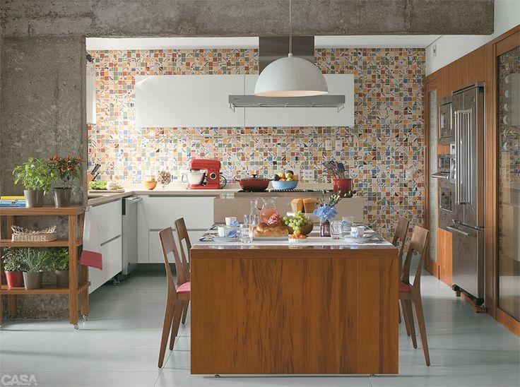 Cozinha com mesa 5