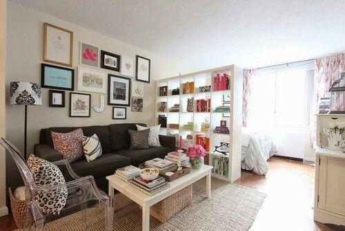 Decoração de apartamentos pequenos 5